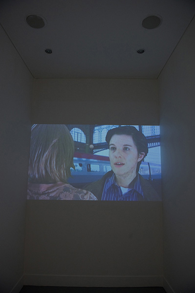 Cassandra Tytler,  What I want to say ... What I'm trying to say  (still), 2011