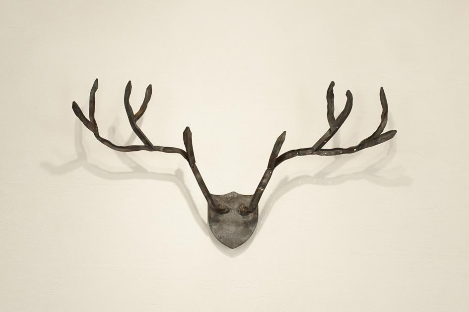 Bruce Slatter,  Territory Marker , 2009