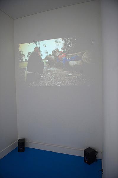 Kieran Boland, Run it by me First Installation, 2011