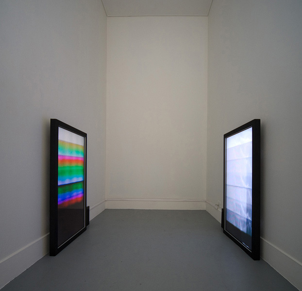 James Geurts,  Drawing: Oceanic Continuum , 2011, Dual-channel video, 7 minutes