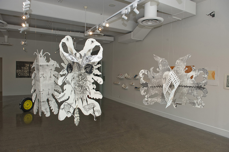 Heather Shimmen, 2011, Image courtesy of the artist and Australian Galleries, Melbourne and Sydney