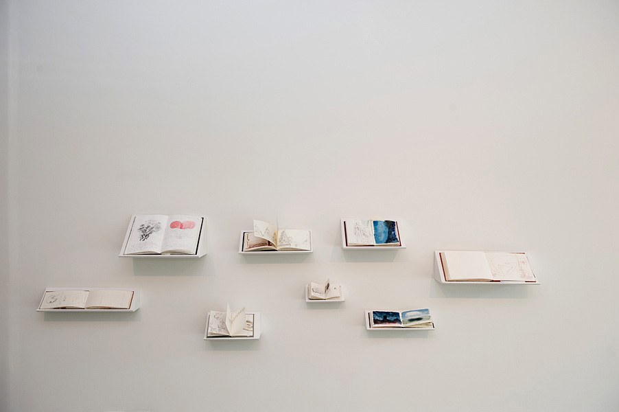Andrew Sinclair,  Sketchbooks , 2005-2010