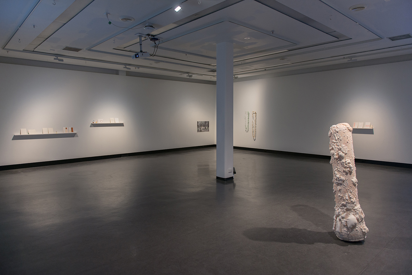 School of Art Honours Travelling Awards Exhibition, installation view