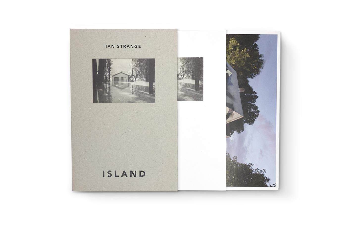 Ian Strange,  ISLAND , 2017, Limited edition Art publication 1st Edition/400, Published by PAMPAM, Australian edition published by Peachy Print