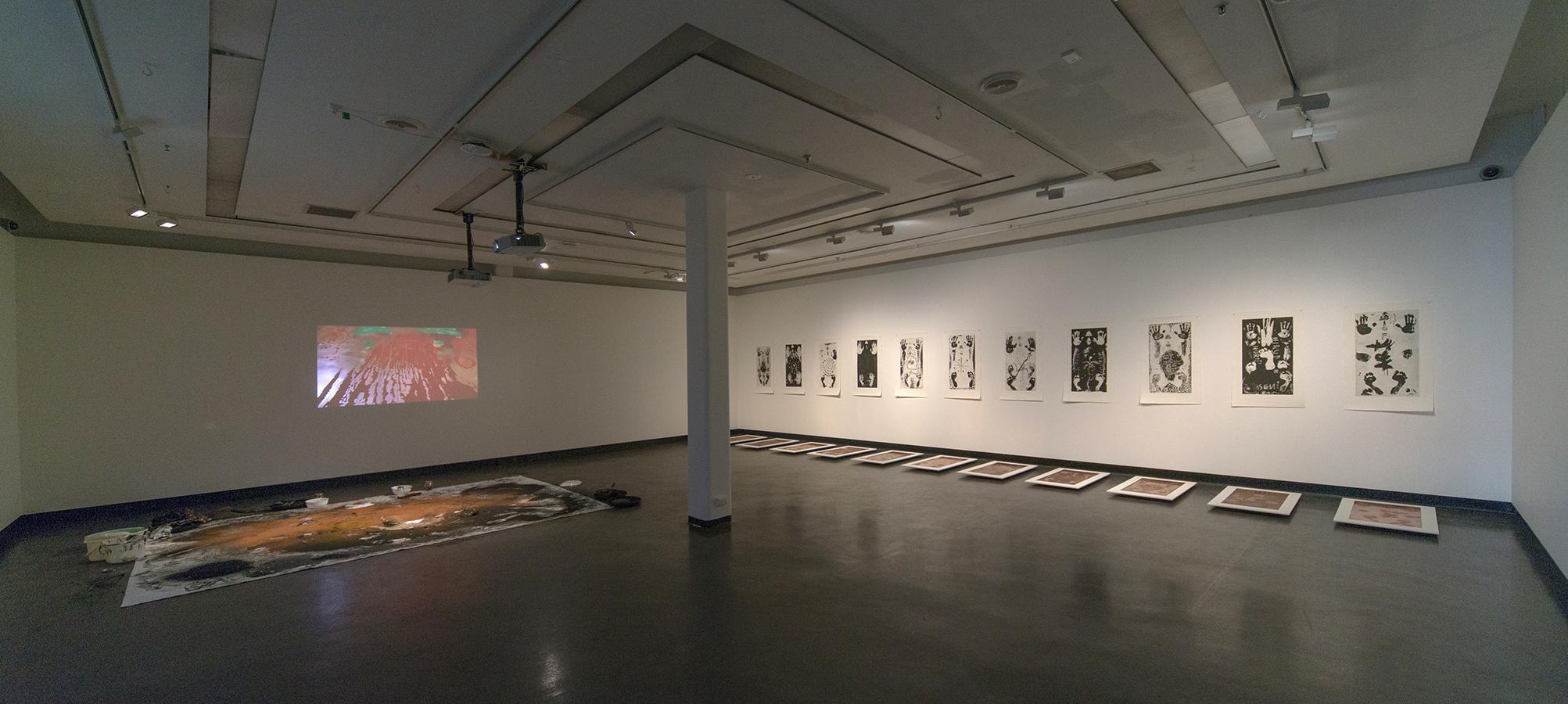 Tisna Sanjaya, Installation View, 2018