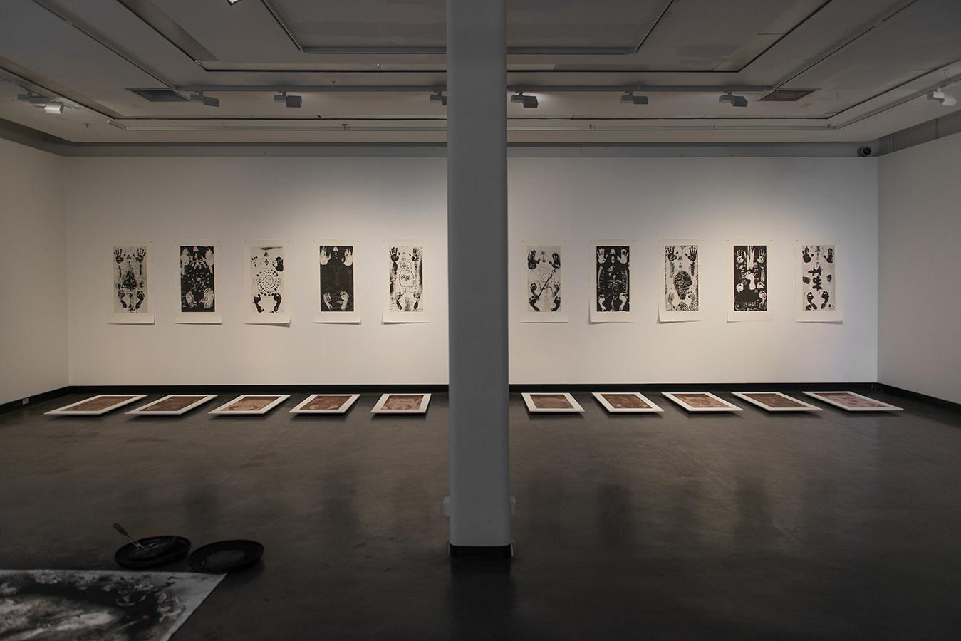 Tisna Sanjaya, Installation View,2018