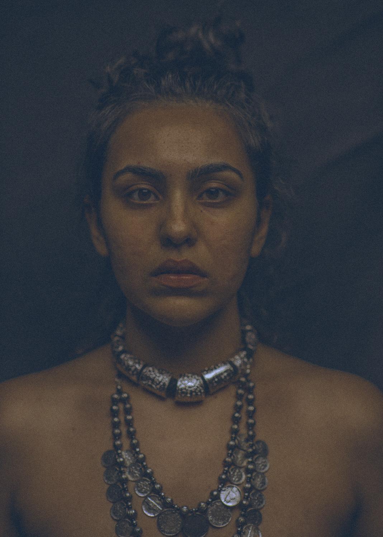 Amrita Sur,  The politics of my Body , 2018