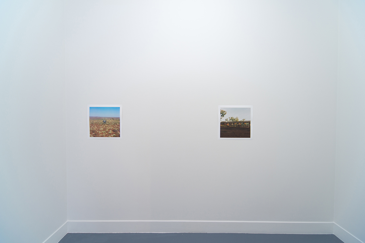 Art at the Heart , curated by Dr Damian Smith, installation view.