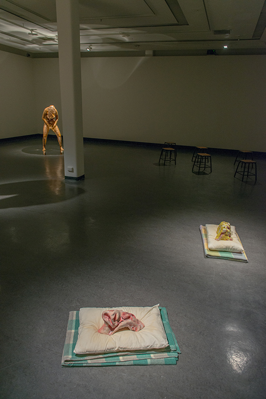 I/t , installation view, 2018