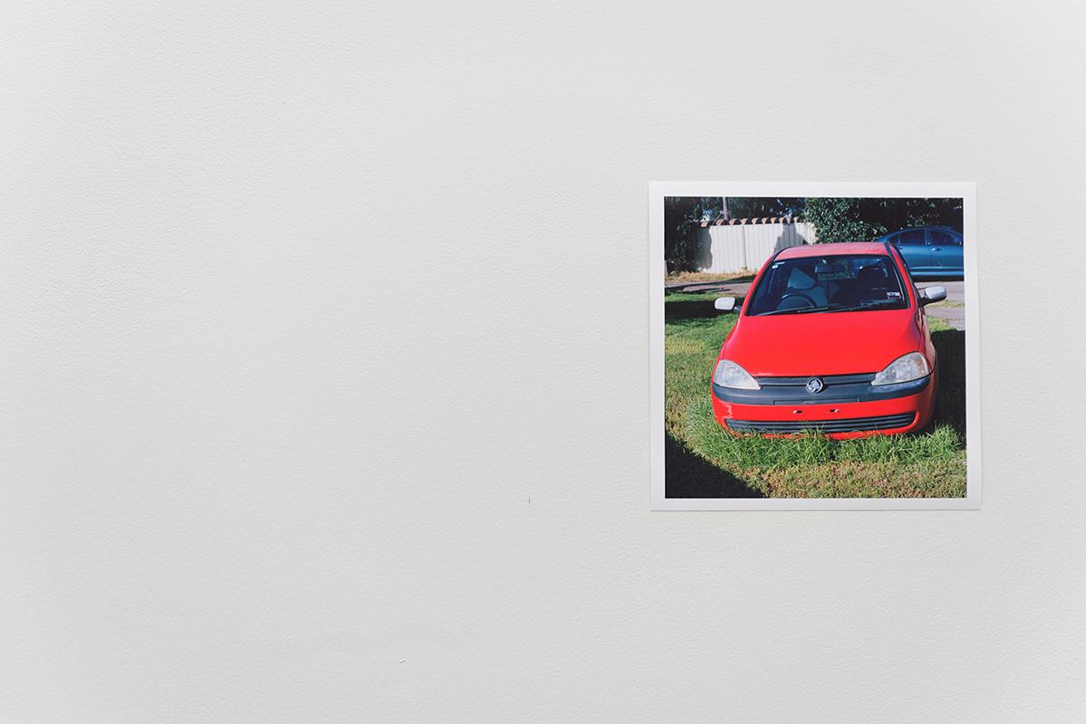 Siegmund Skalar,  Car Story , 2018, Installation view