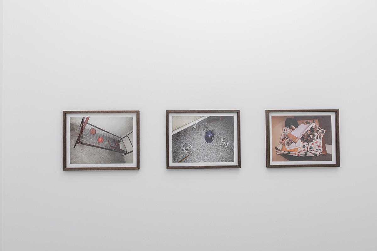 Thomas Rentmeister,  A selection of photos from the Elbisbach series,  2019, Fine art prints on Baryta paper,  30 x 40 cm