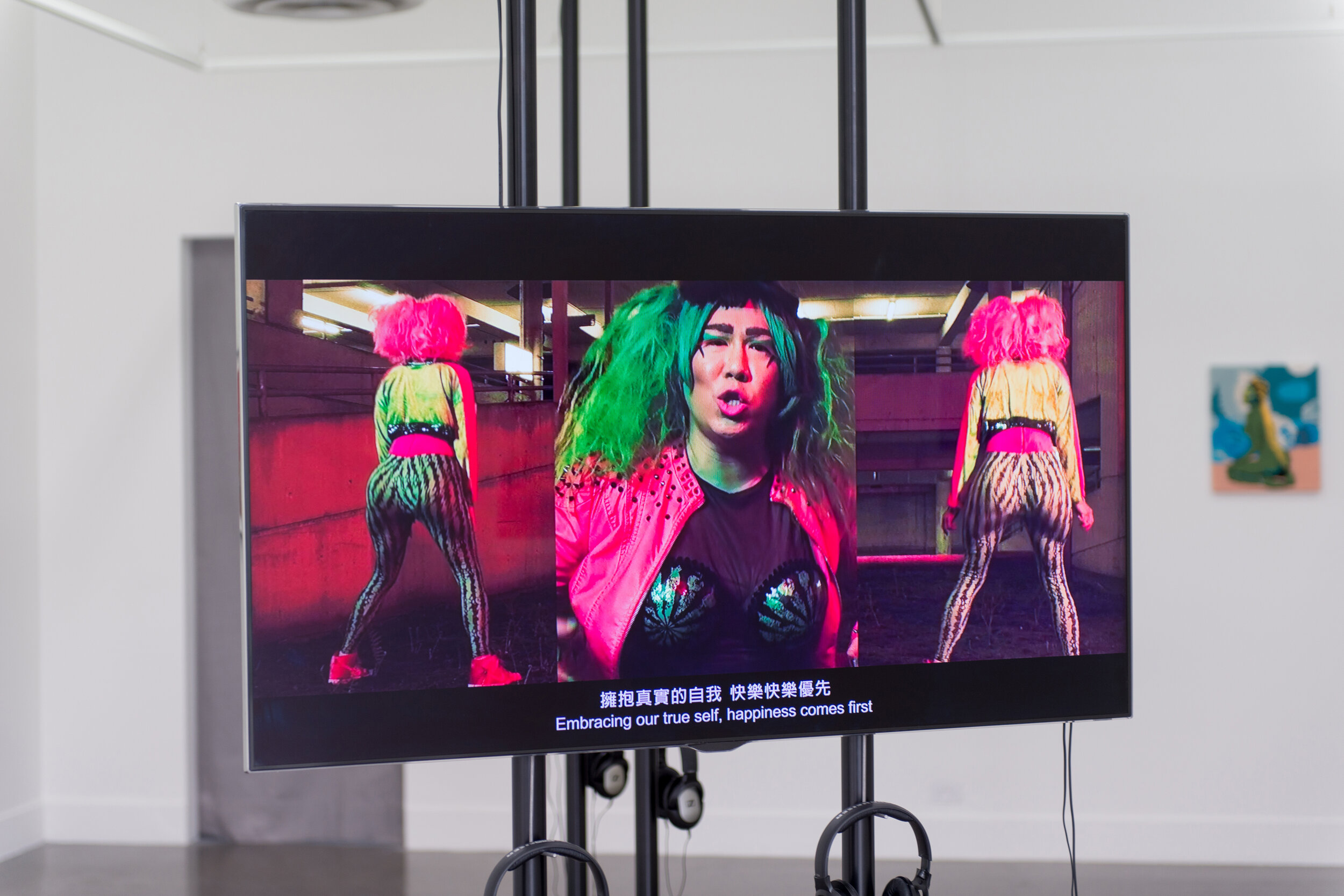 Queer Nations , 2019, installation view. Image credit: Andrew Barcham.