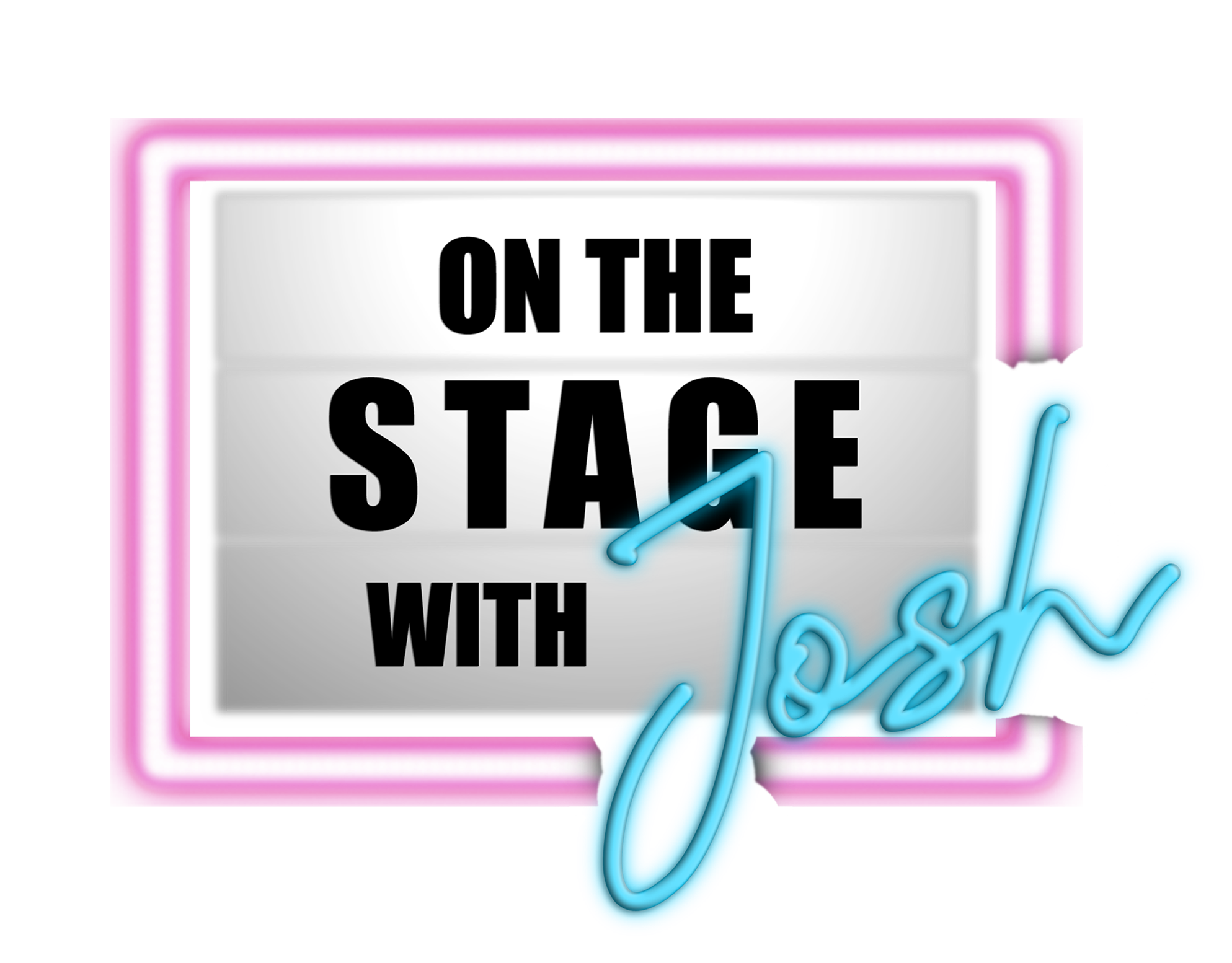 Logo with Director - Stage with Josh.png