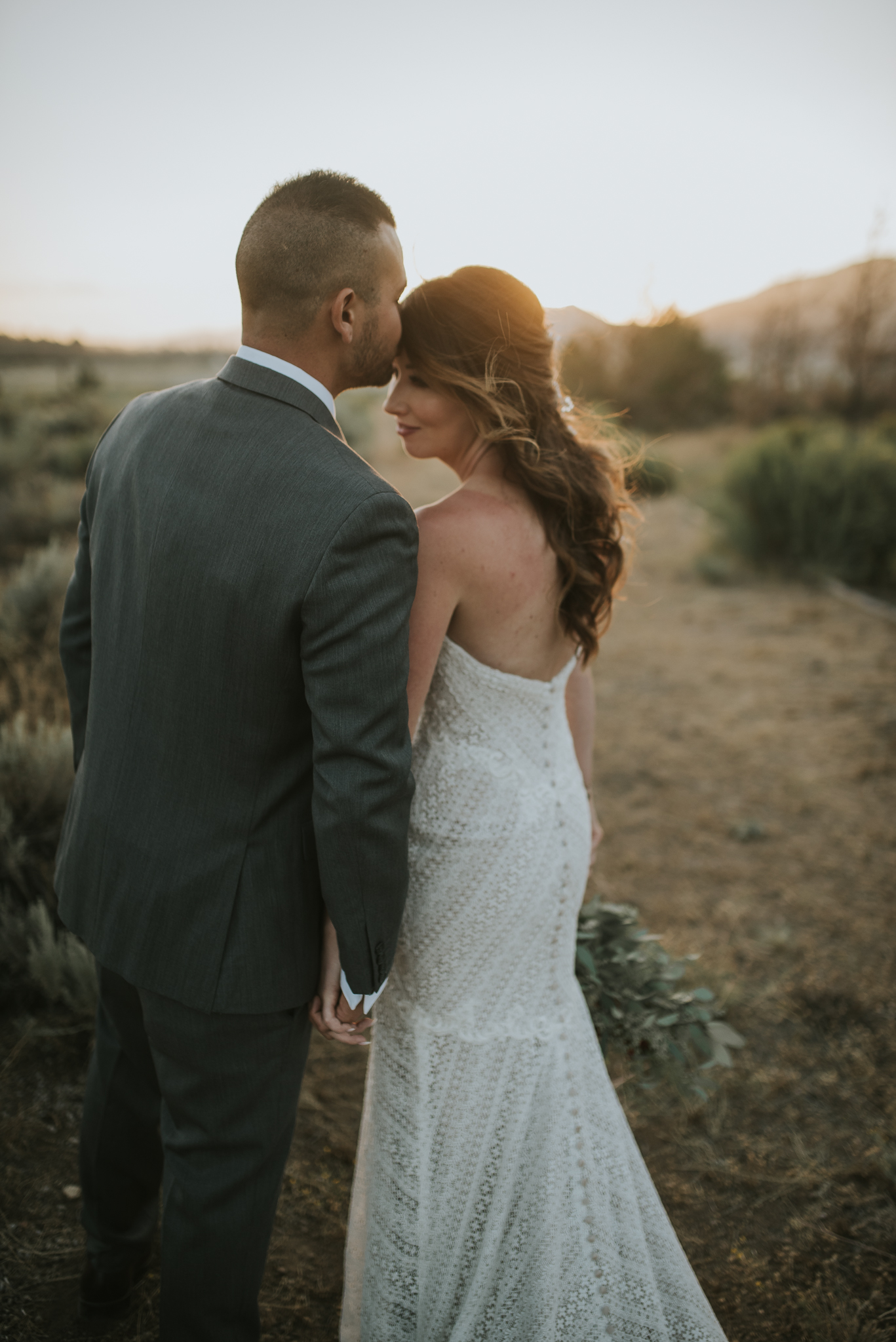 Click here to view the whole Big Bear wedding!
