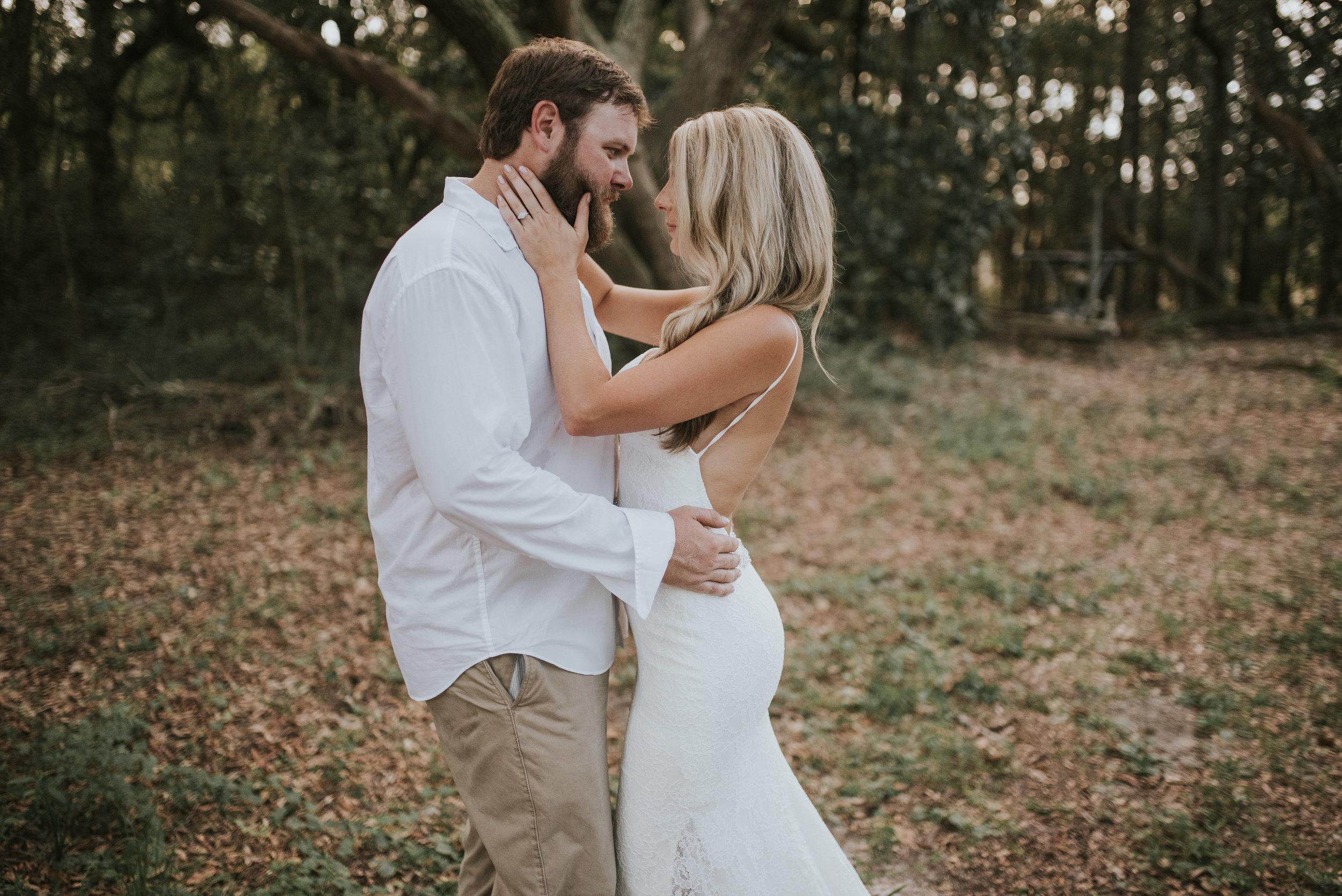 Mississippi Bayou Wedding