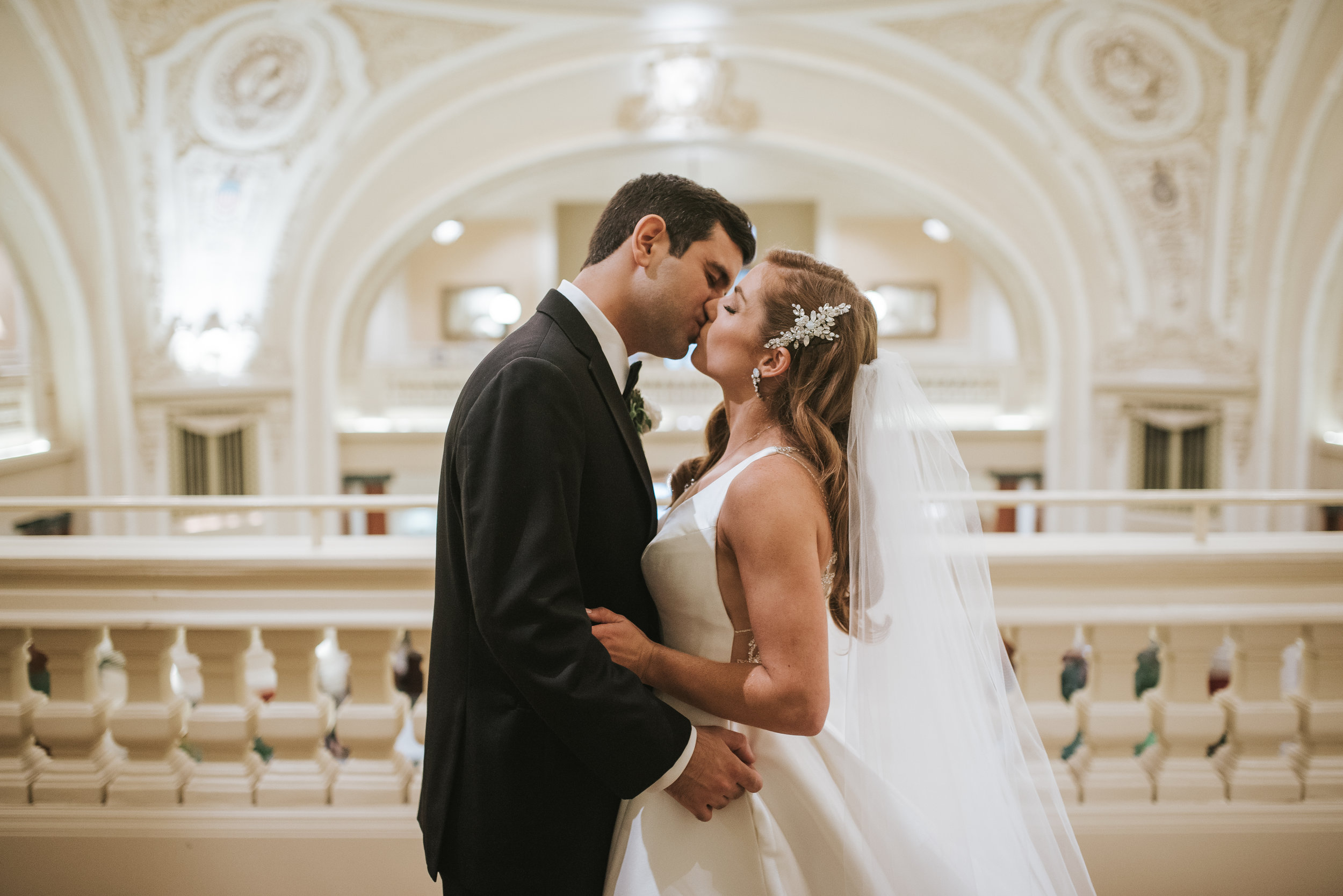 Click here to see the whole Downtown Mobile wedding!