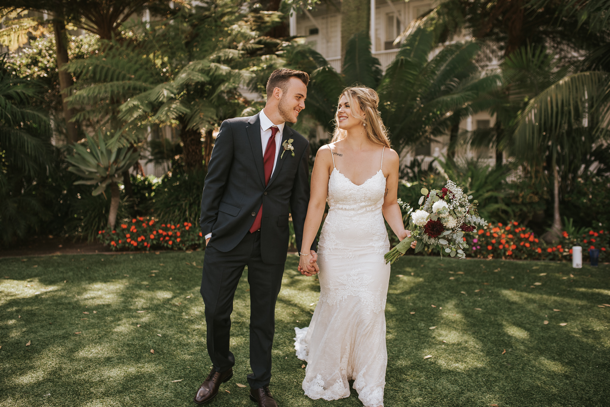 Click to view the whole downtown san diego wedding!