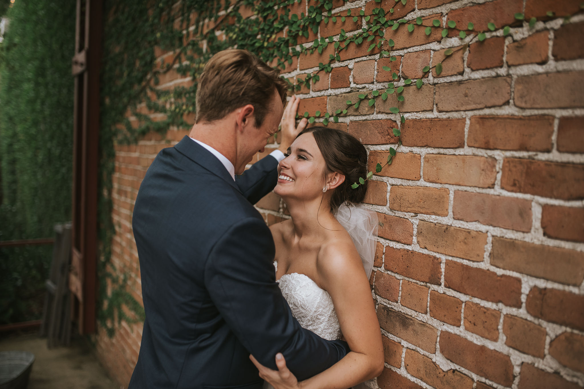 Click to view the whole Hattiesburg wedding!