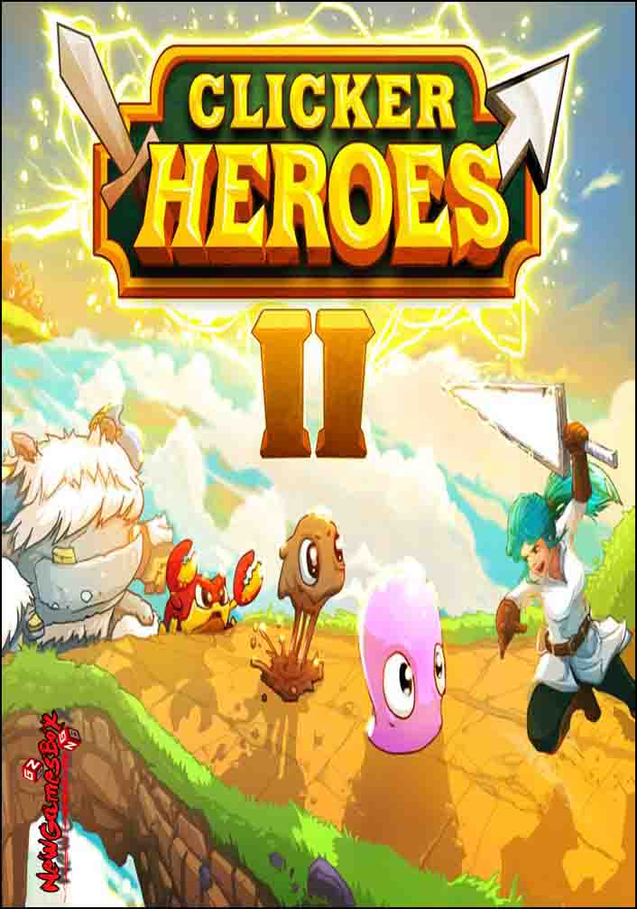 2019 — SOUND DESIGNER  THE ANTICIPATED SEQUEL TO CLICKER HEROES (RATED TOP 10 ALL-TIME MOST PLAYED GAME ON STEAM) —