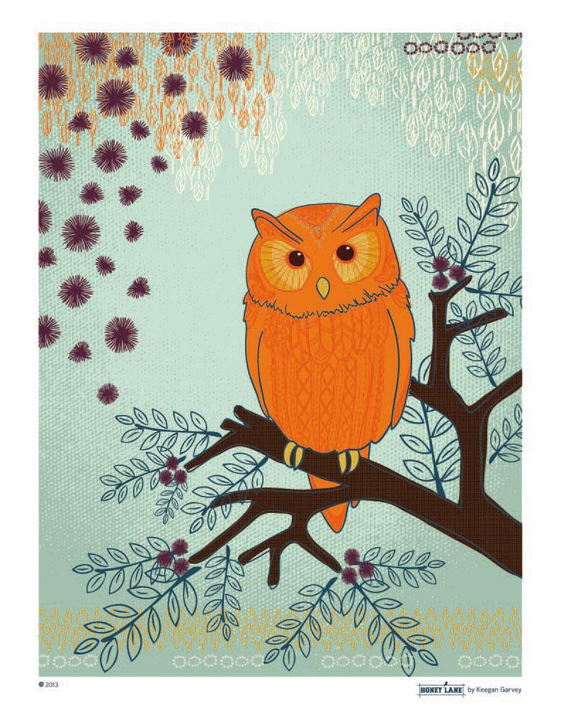 Such a Cute Owl