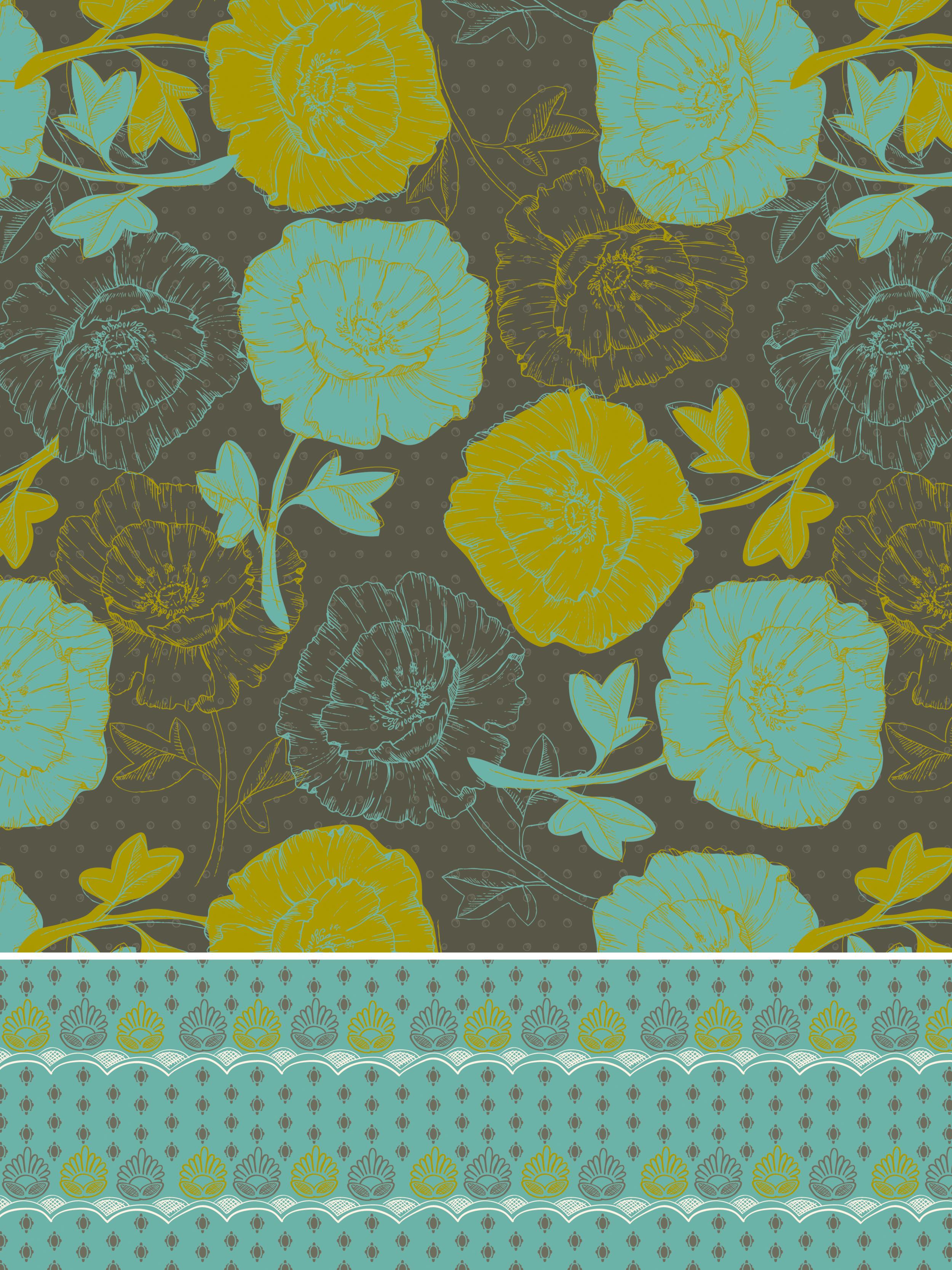 Print & Pattern — Keegan Garvey
