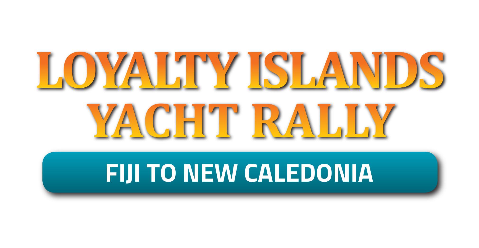Special Clearance Eastern New Caledonia. - *Departs Fiji or Vanuatu September