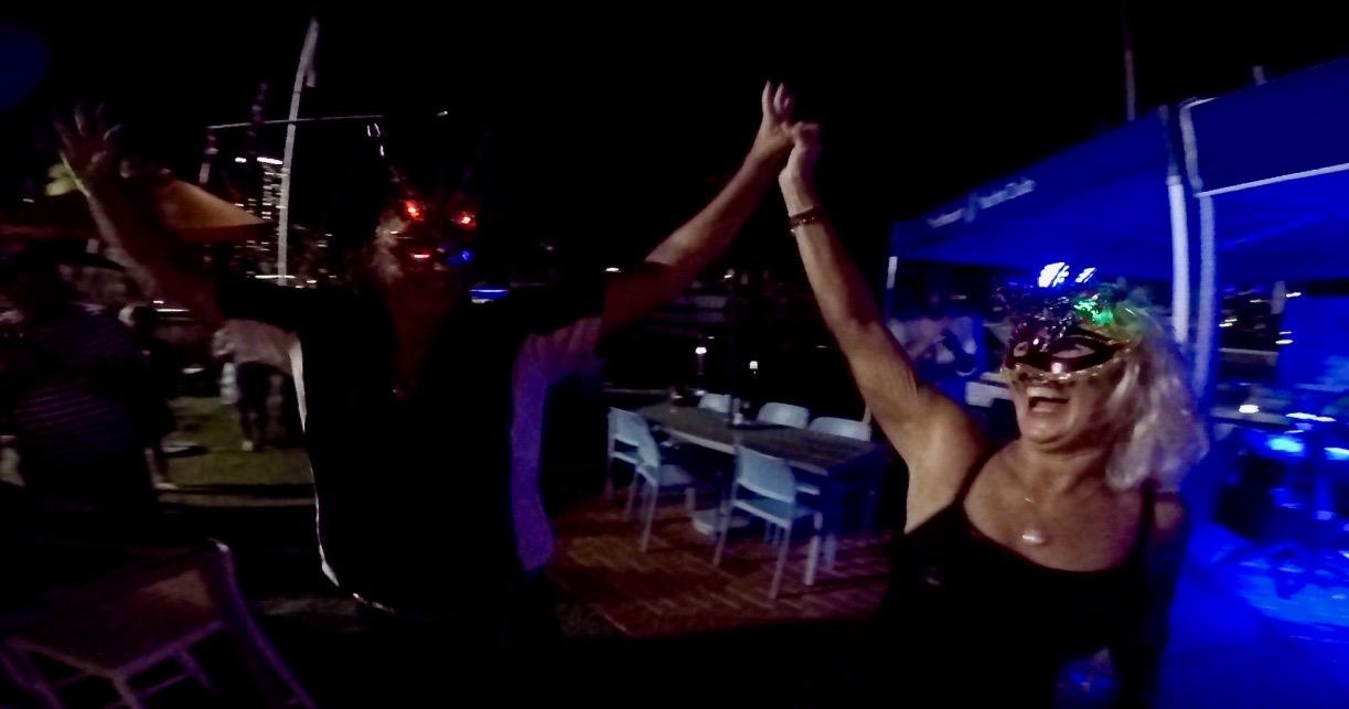 Wayne & Michelle-s.v Knot Again-Bon Voyage Party