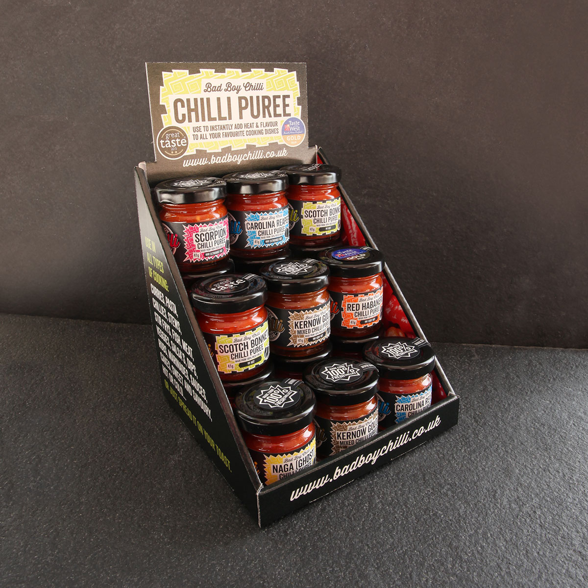 Deli Starter Pack - 20 jars and Point of Sale