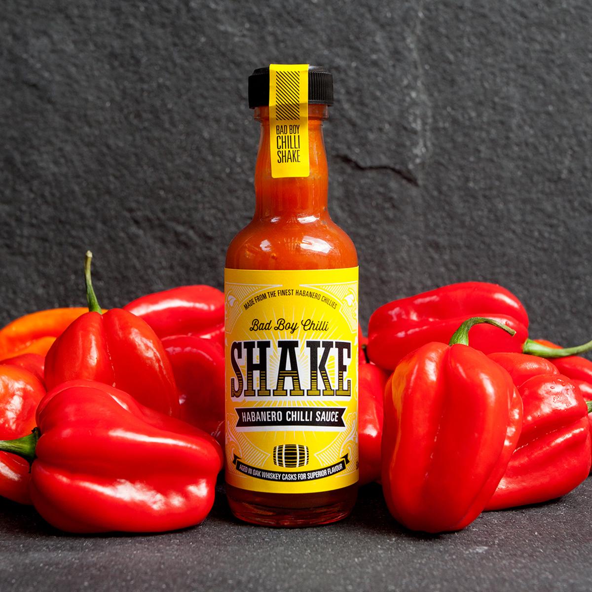 Habanero Chilli Shake