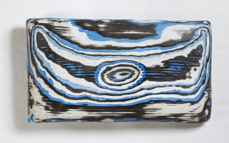 Ndebele  — Plâtre coloré.