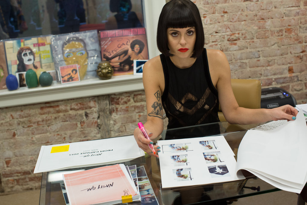 Sophia Amoruso, fondatrice di Nasty Gal