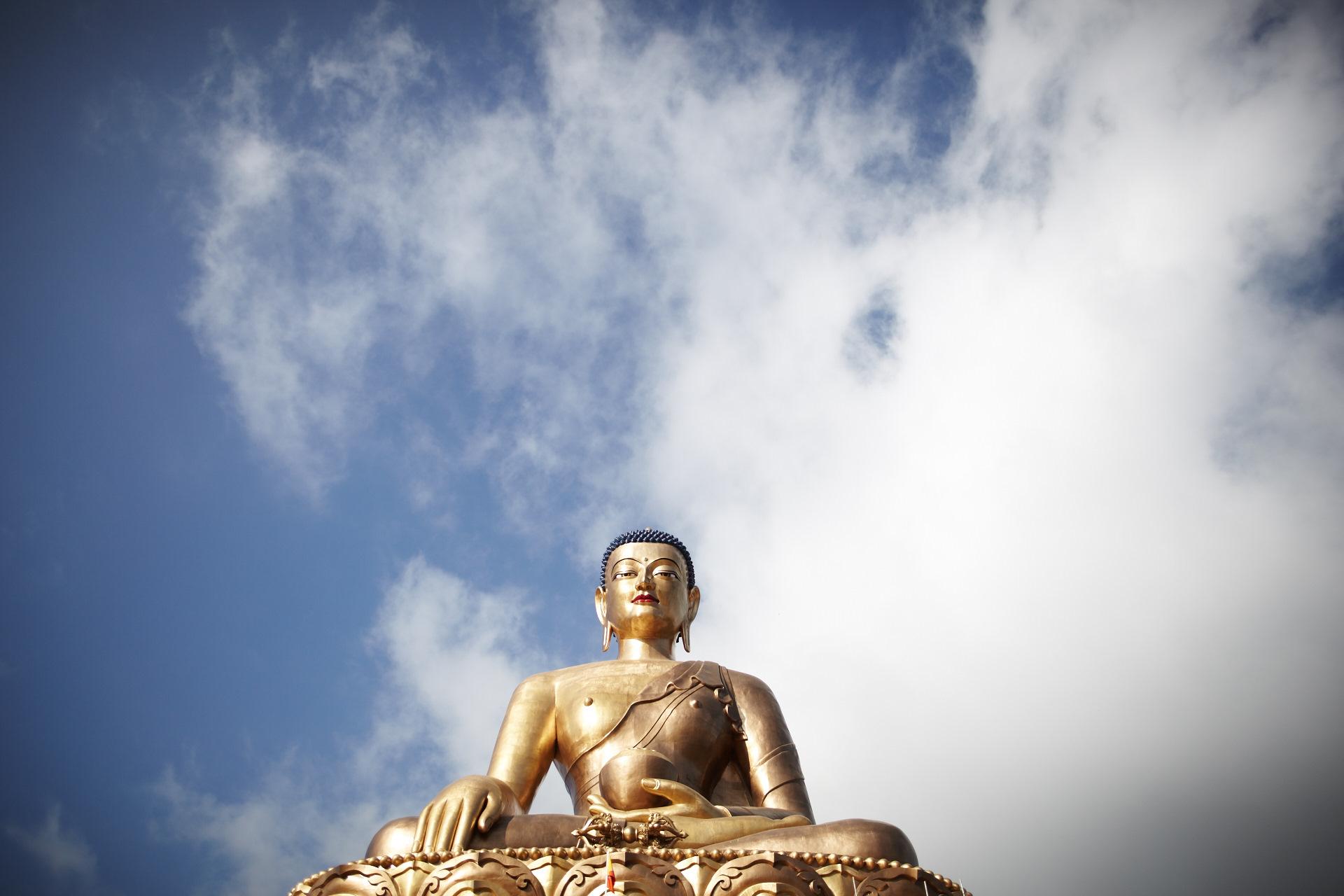 Great Dordenma Buddha Statue in Thimphu