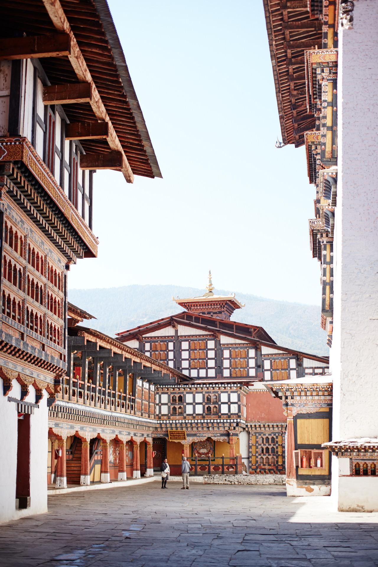 Paro Valley - Paro Dzong _BSR3761.jpg