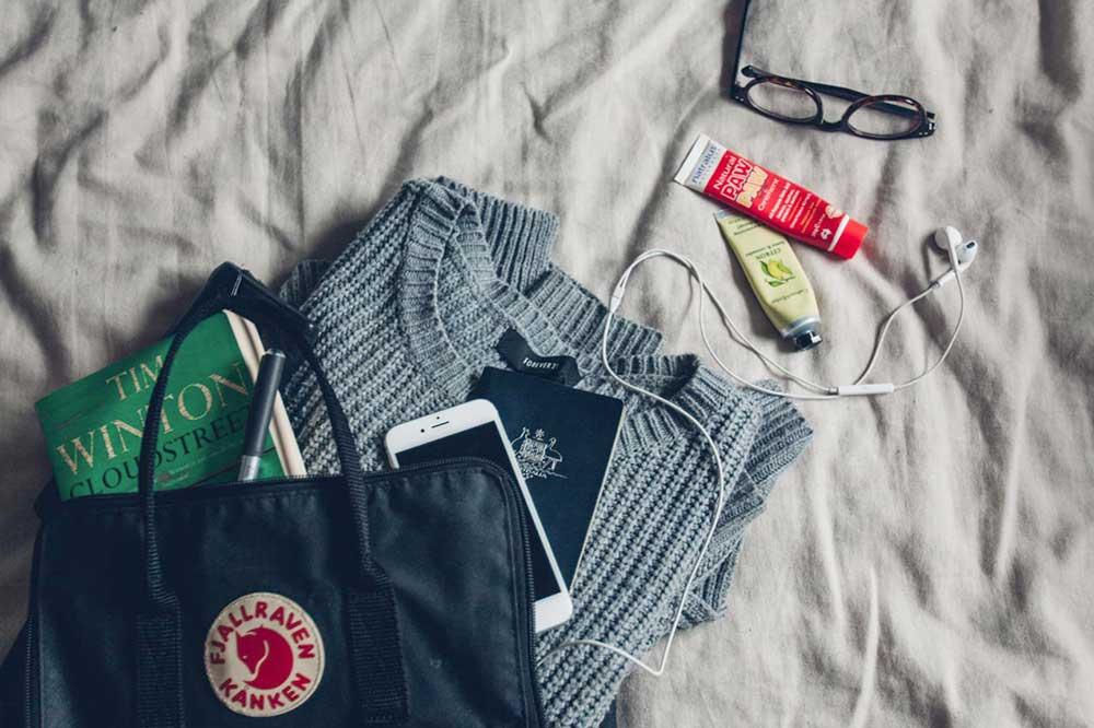 Hand Luggage Essentials