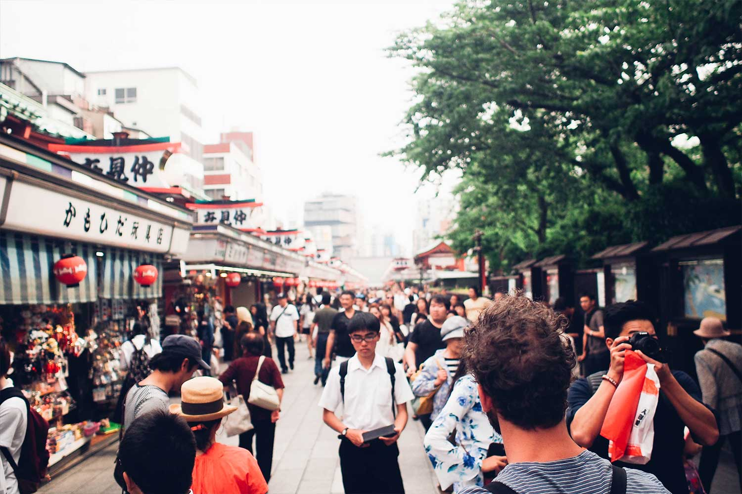 Does travelling like a local mean you have to skip the touristy spots?