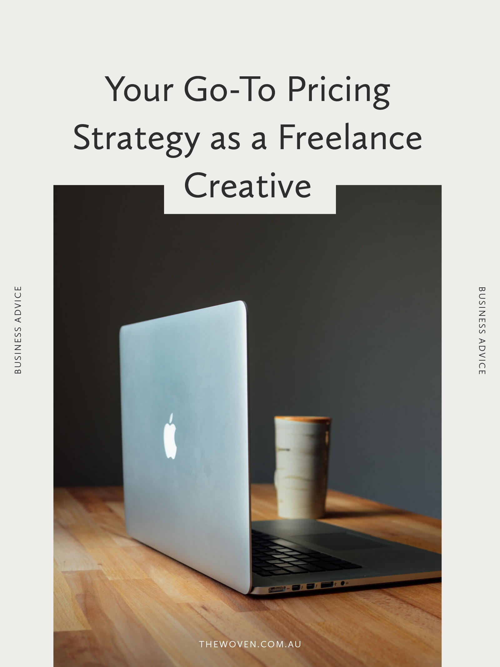 Your go-to pricing strategy as a freelance creative