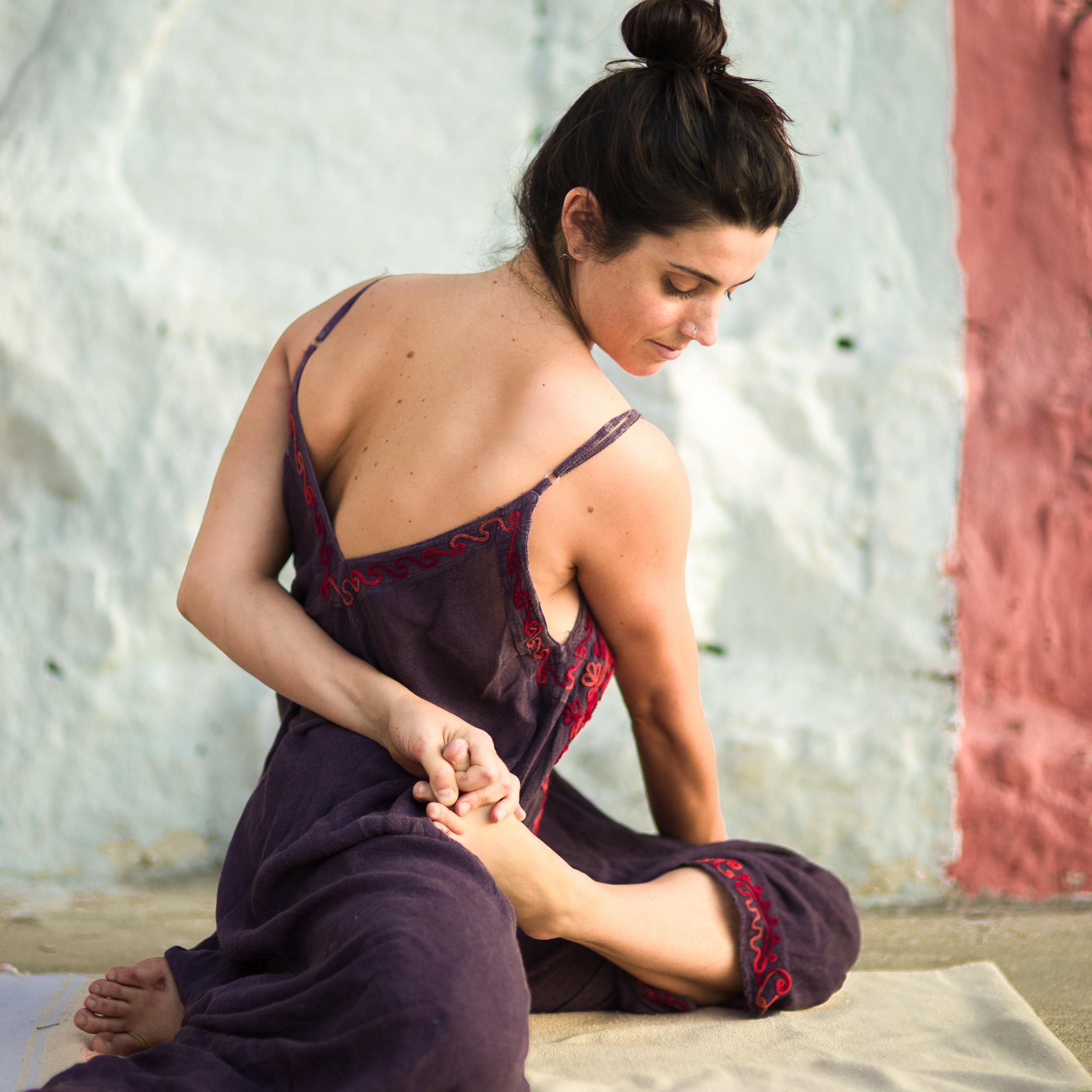 Ashtanga Yoga Squamish BIBI LORENZETTI