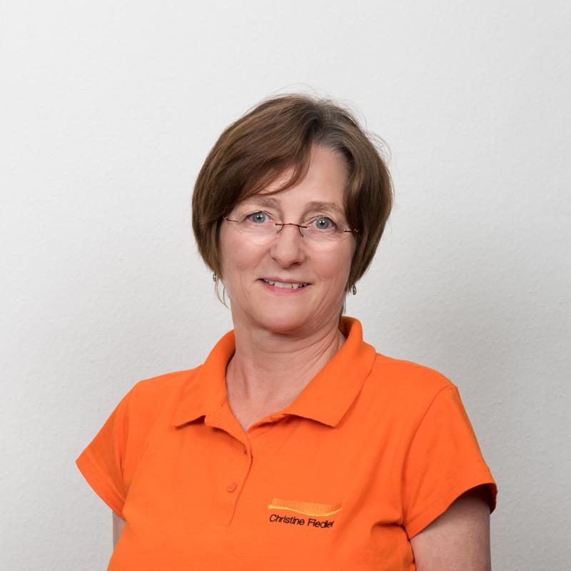 Christine Fiedler, leitende med. Fachangestellte, MTA