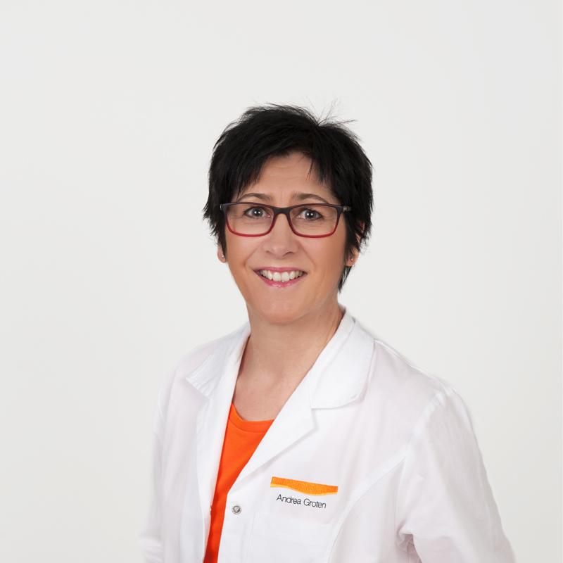 Andrea Groten, med. Fachangestellte
