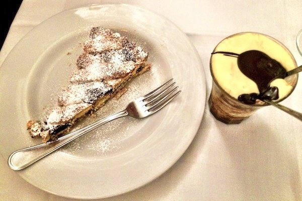 THE 5 DESSERTS OF ROME  (PUBLISHED BY: DEVOUR TOURS)