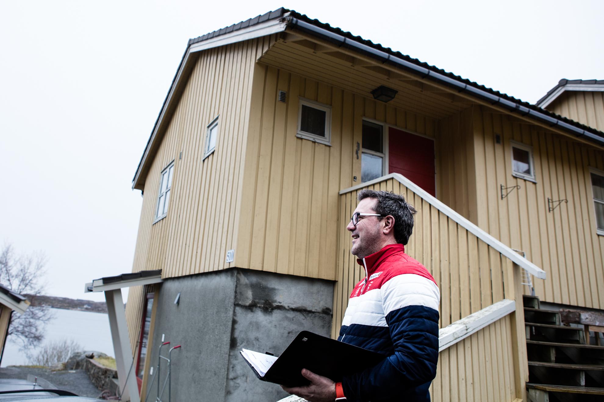 TidForRom er så mye mer enn et bad. Derfor var det stor spenning knyttet til Eiendomsmegler 1´s besøk i Melandsjøveien 510.