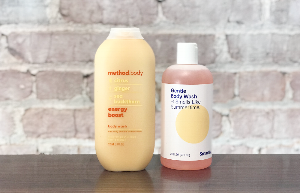 All of our comparisons are done side-by-side, to see how similar two products are.