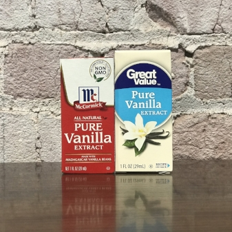 """When did the word """"vanilla"""" get associated with bland? These pack a lot of punch!"""