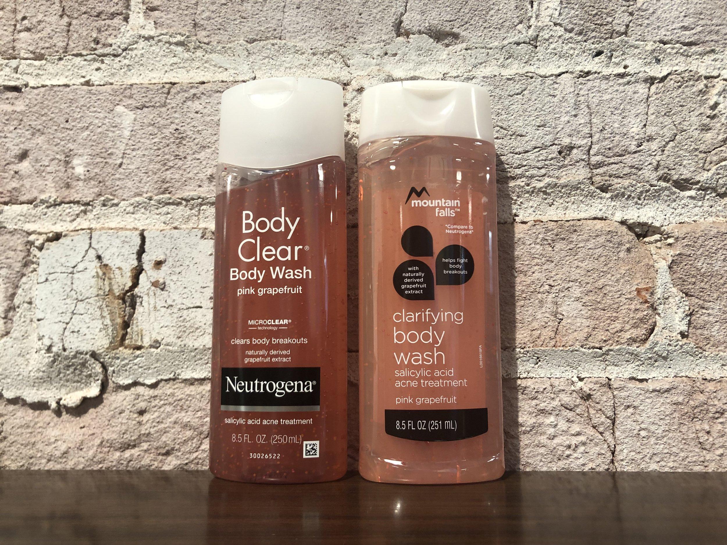 Neutrogena Body Clear Body Wash Pink Grapefruit Vs Amazon
