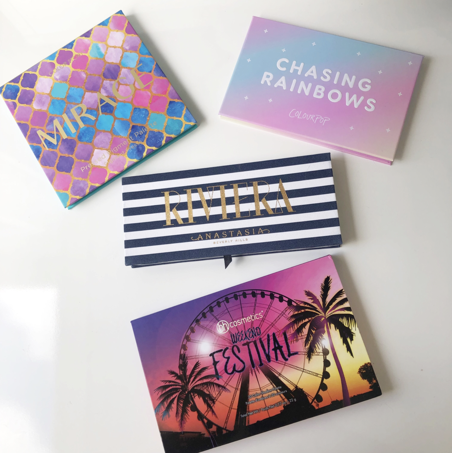 How they make these palettes so darn pretty? Thank goodness we have Kayla to test them out!