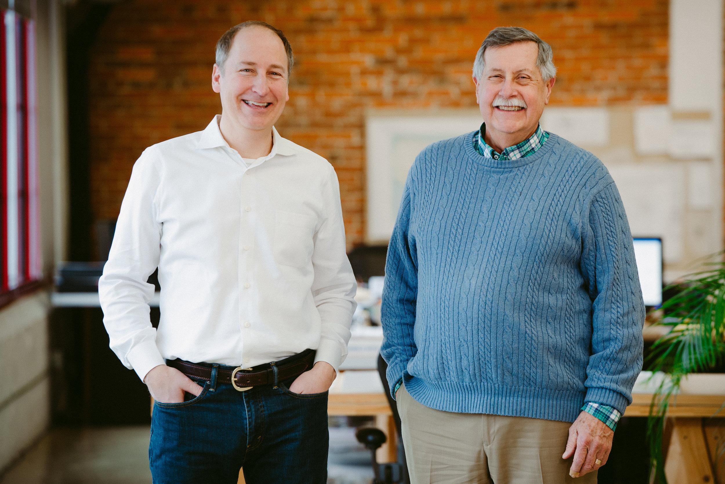 Mike Sparkman & Alvin J. Cox