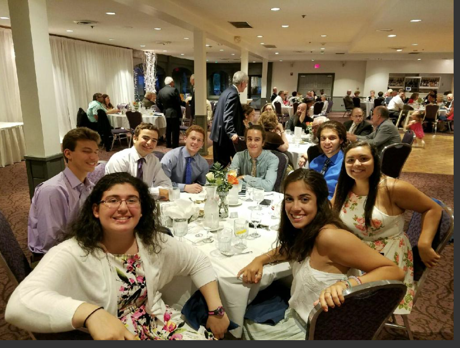 AHEPA Scholarship dinner 2016