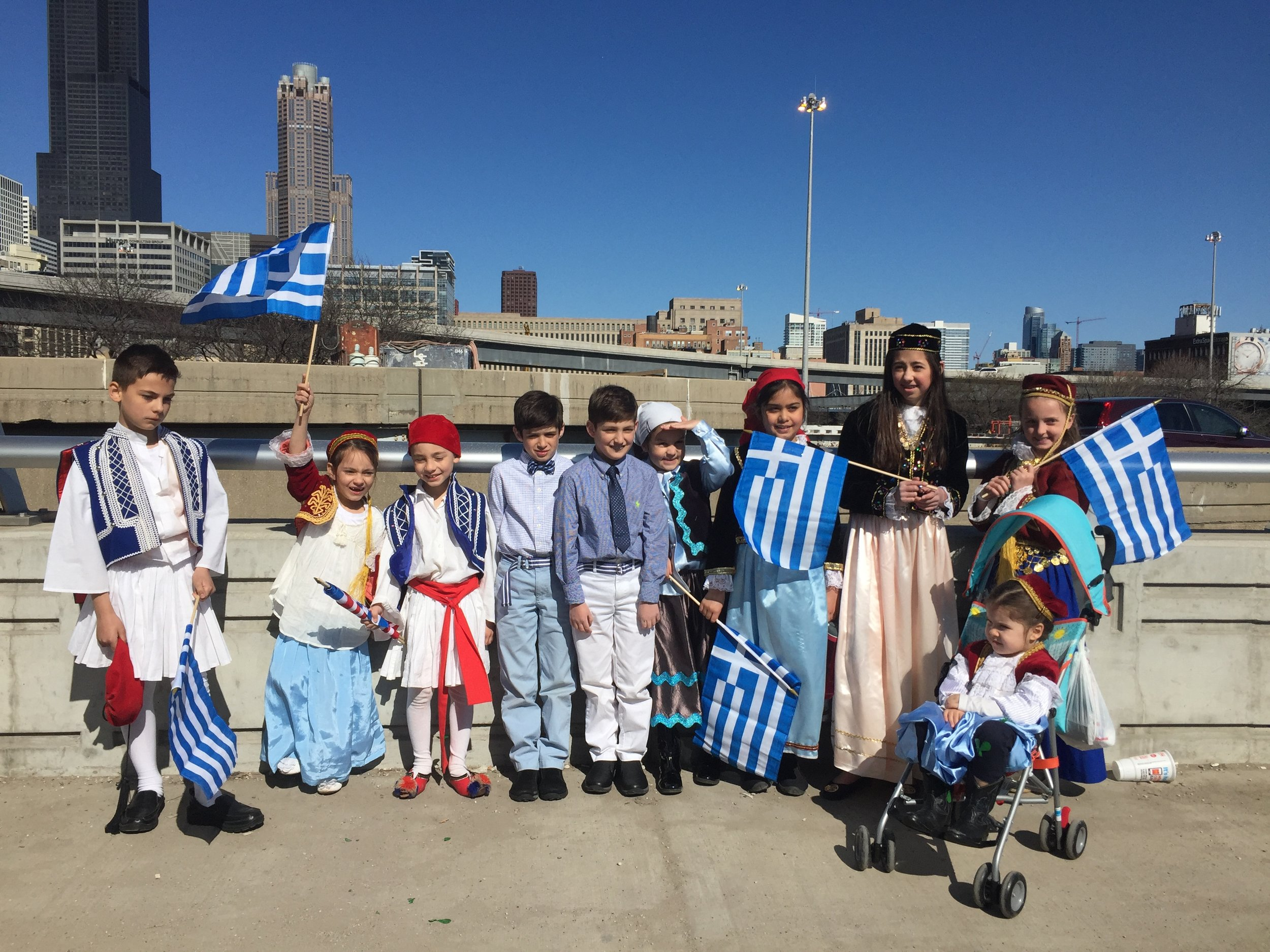Greek Independence Parade Chicago 2018