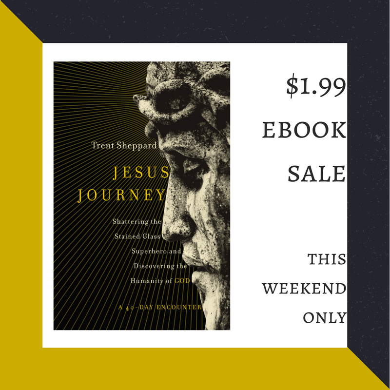 A graduation weekend sale from the publisher of  Jesus Journey — $1.99 for the ebook May 20-22!