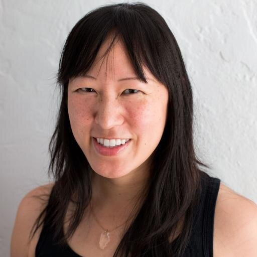 Amy S. Choi , Co-founder and Editorial Director of The Mash-Up Americans